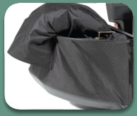 Cloth Grass Collector - Fits Model S50x/xt 36""
